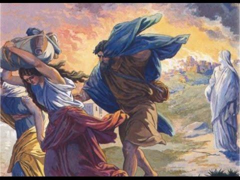Fleeing Sodom