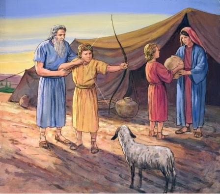 Jacob and Esau1