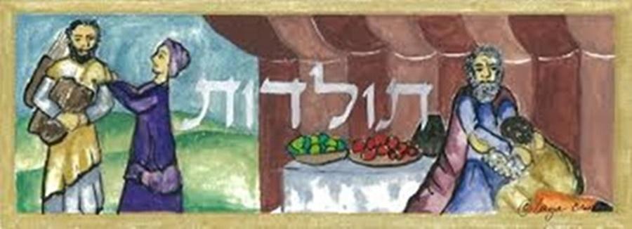 Torah Portion Toldot