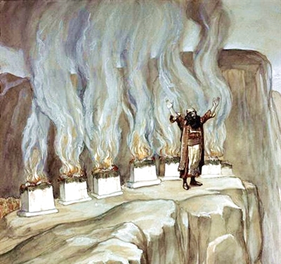 Balaam prophecies the glory of Israel.jpg