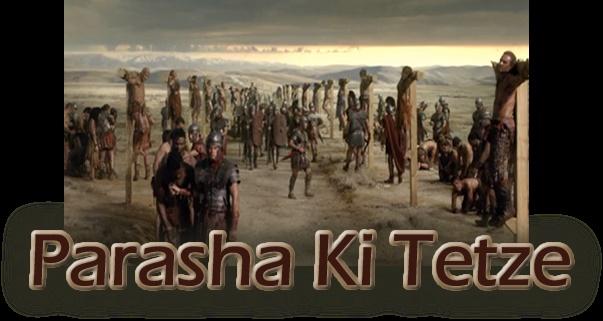Parasha Ki Tetze