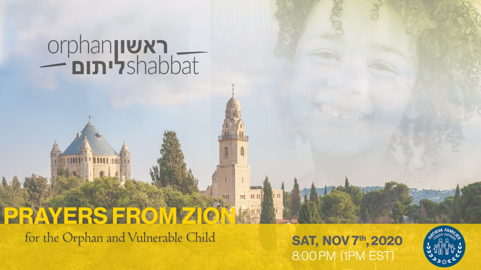 Prayer from Zion